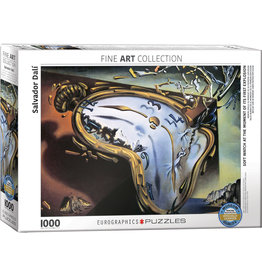 EUROGRAPHICS Soft Watch at Moment of First Explosion by Salvador Dali