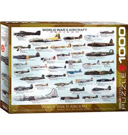 EUROGRAPHICS WWII Aircraft