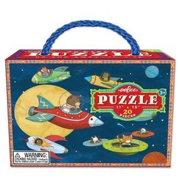EEBOO Up and Away 20 Piece Puzzle E