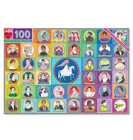 EEBOO Votes for Women 100pc Puzzle