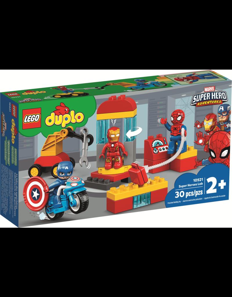 Lego Super Heroes Lab