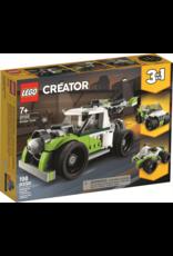 Lego Rocket Truck