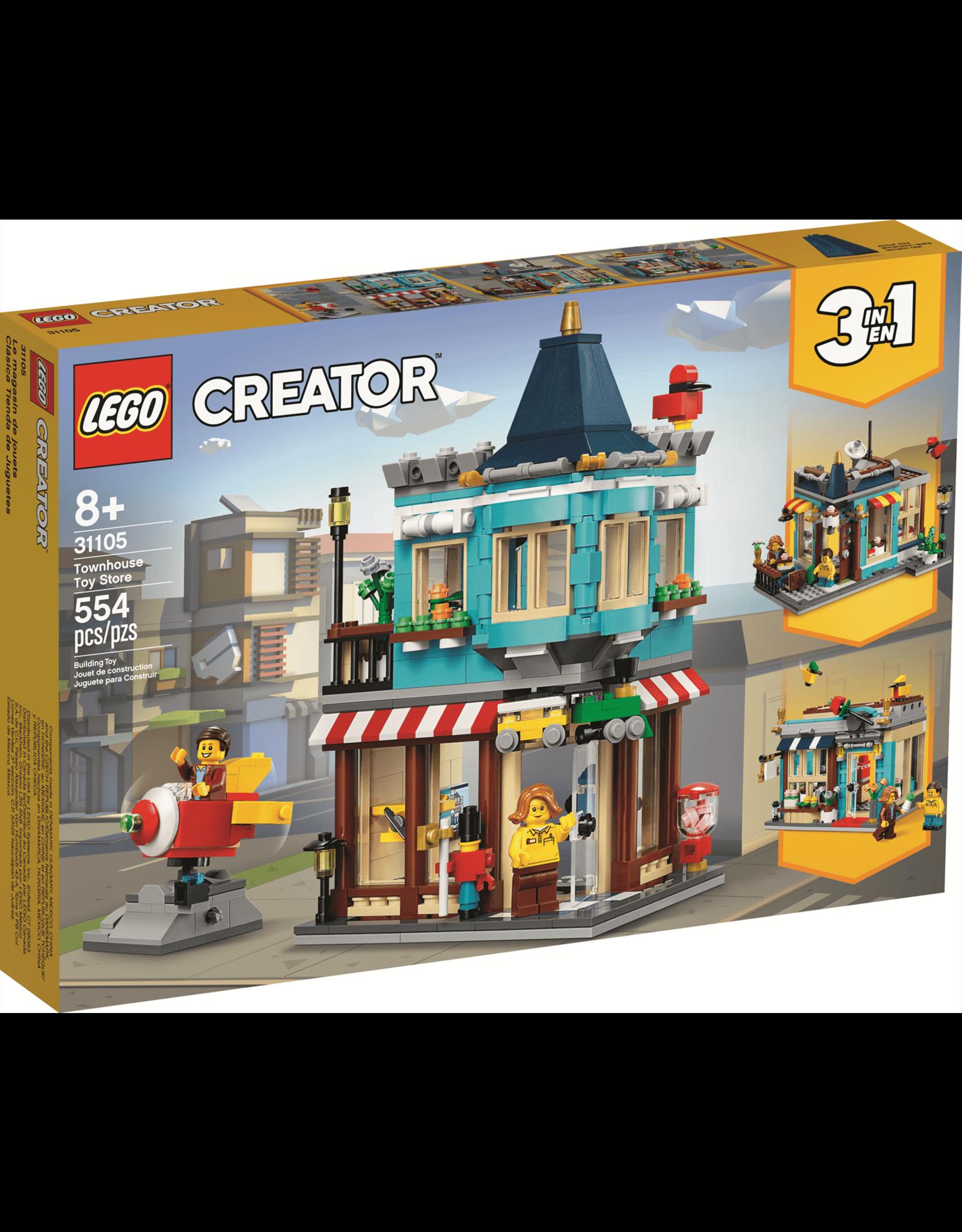 Lego Creator Townhouse