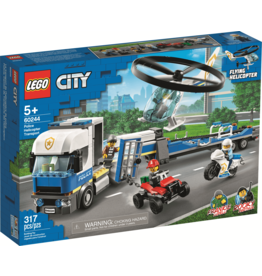 Lego LEGO City Police Police Helicopter Transport