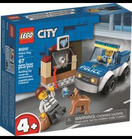 Lego LEGO City Police Police Dog Unit