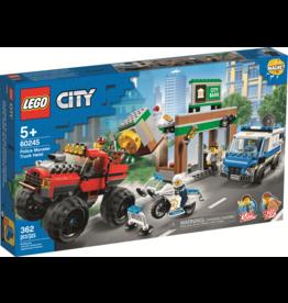 Lego LEGO City Police Police Monster Truck Heist