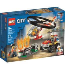 Lego LEGO City Fire Fire Helicopter