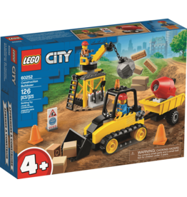 Lego LEGO City Great Vehicles Construction Bulldozer