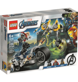 Lego LEGO Super Heroes Avengers Speeder Bike Attack