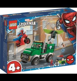 Lego LEGO Super Heroes Vulture's Trucker Robbery