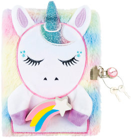 3C4G Unicorn Squishy Journal