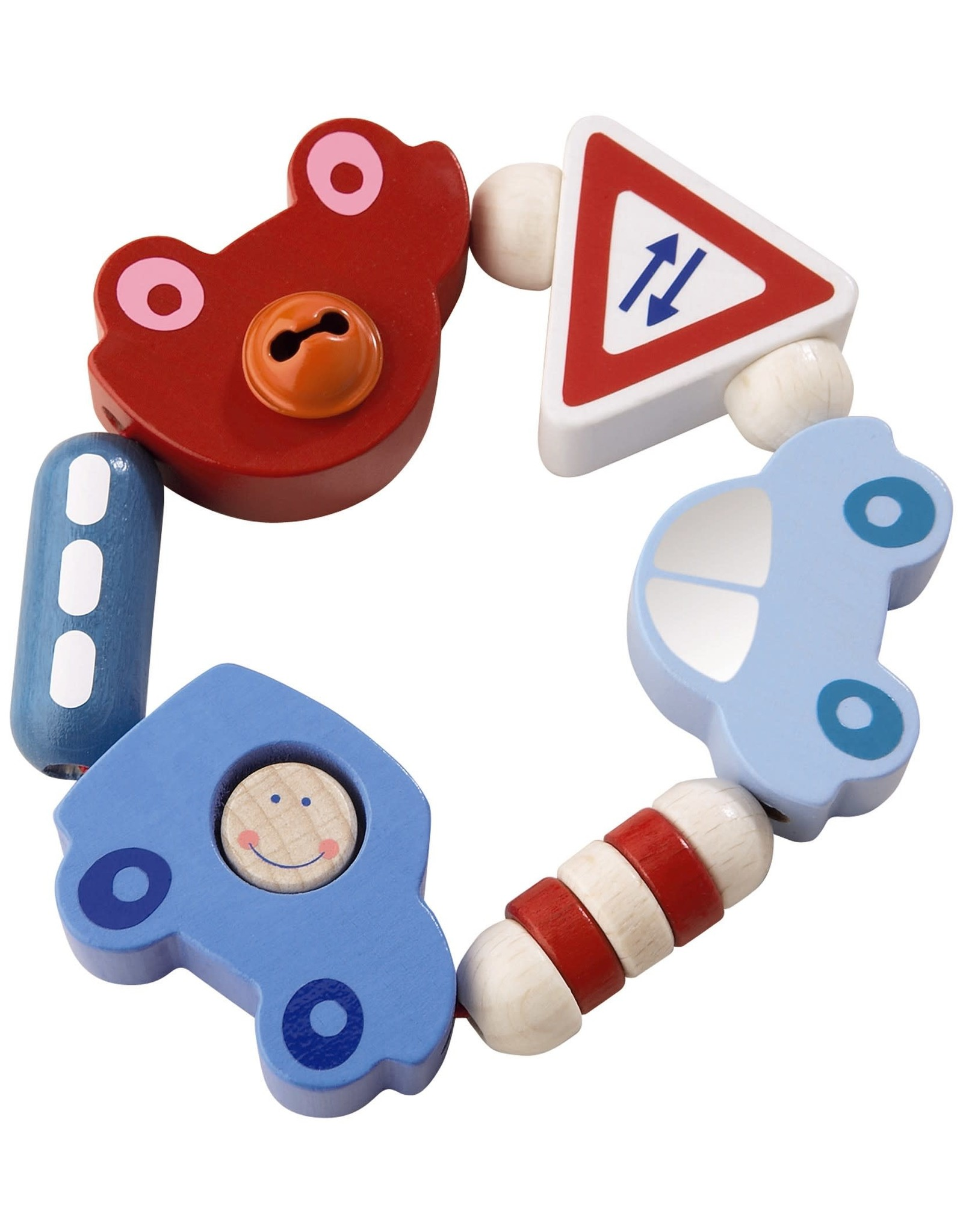 Haba Clutching Toy - Toot-toot
