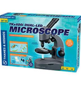 THAMES & KOSMOS TKx400i Dual-LED Microscope