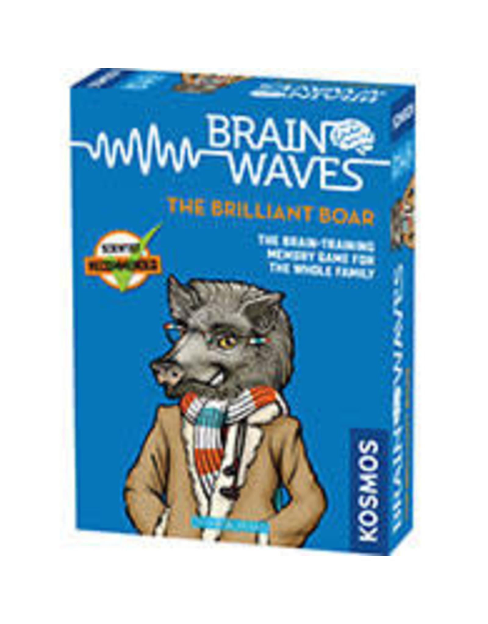 THAMES & KOSMOS Brainwaves: The Brilliant Boar