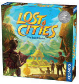 THAMES & KOSMOS Lost Cities (The Board Game)