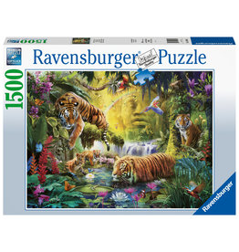 Ravensburger Tranquil Tigers