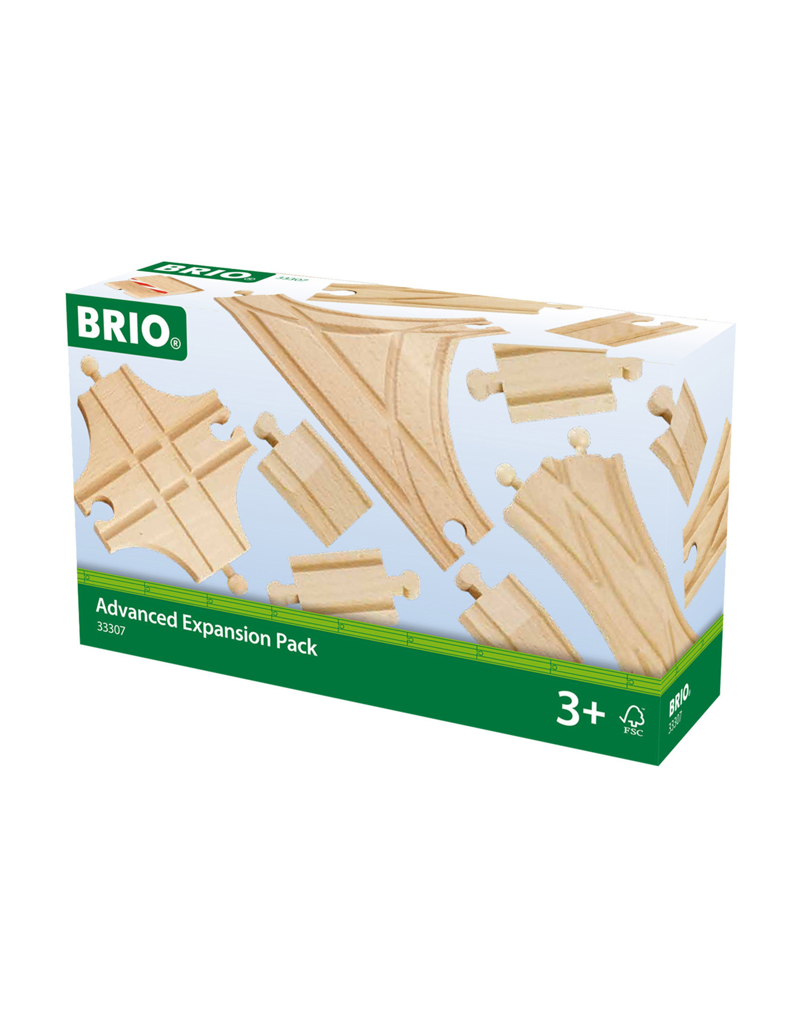 BRIO CORPORATION Advanced Expansion pack