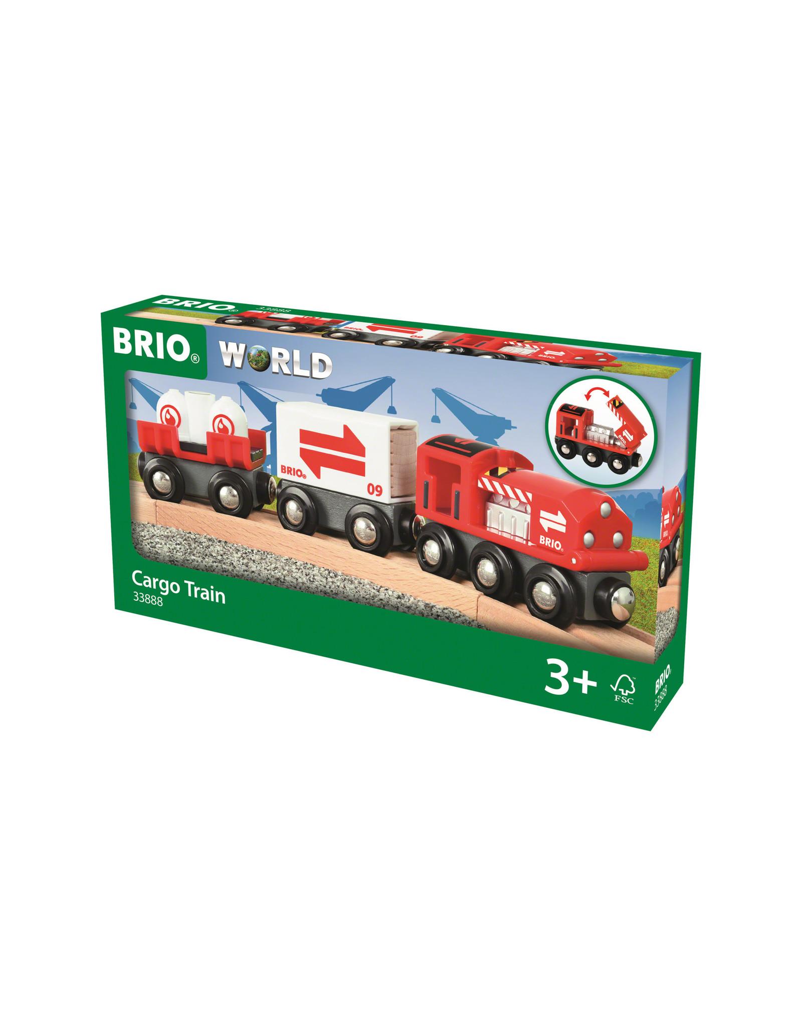 BRIO CORPORATION Cargo Train
