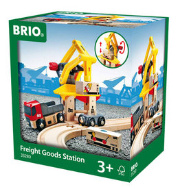 BRIO CORPORATION Freight Goods Station