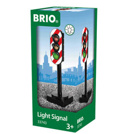 BRIO CORPORATION Light Signal
