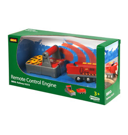 BRIO CORPORATION Remote Control Engine