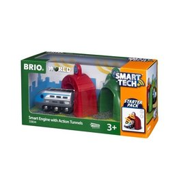 BRIO CORPORATION Smart Engine with Action Tunnels