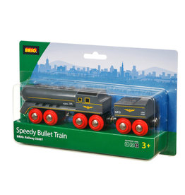 BRIO CORPORATION Speedy Bullet Train