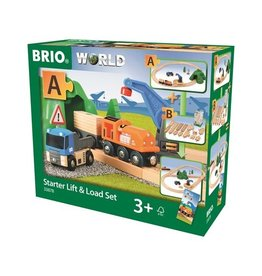 BRIO CORPORATION Starter Lift & Load Set