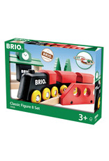 BRIO CORPORATION CLASSIC FIG 8 SET
