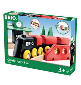 BRIO CORPORATION CLASSIC FIG 8 SET
