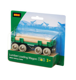 BRIO CORPORATION LUMBER WAGON
