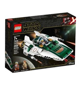 Lego Star Wars TM Resistance A-Wing Starfighter