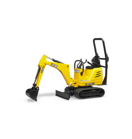 BRUDER TOYS AMERICA INC JCB Micro excavator 8010 CTS