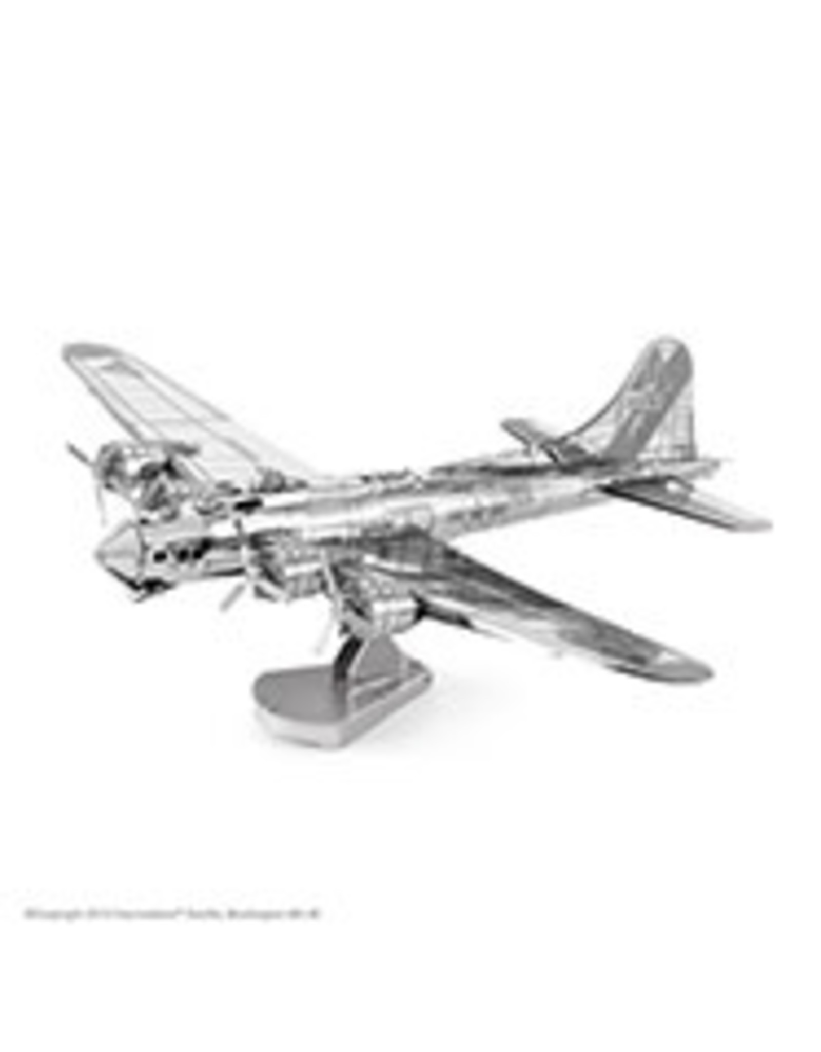 Metal Earth B-17