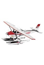 Metal Earth Cessna 182 Floatplane - COLOR