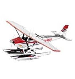 Metal Earth Cessna 182 Floatplane - COLOR