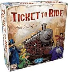Asmodee Ticket to Ride