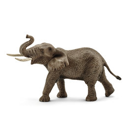 SCHLEICH African elephant, male