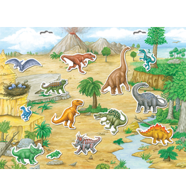 Playmonster Create-A-Scene - Dinosaurs