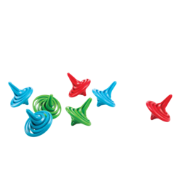 Playmonster Spinning Tops - Assorted