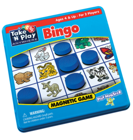 Playmonster Take n Play Bingo