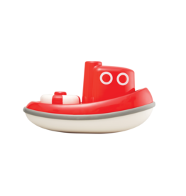 Playmonster TUG BOAT - RED