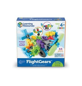 LEARNING RESOURCES GEARS! GEARS! GEARS! FLIGHT GEARS
