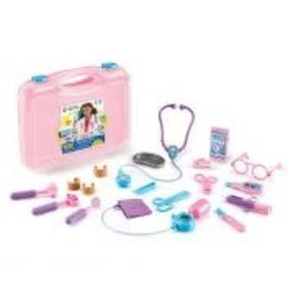 LEARNING RESOURCES Pretend & Play Doctor Set - Pink