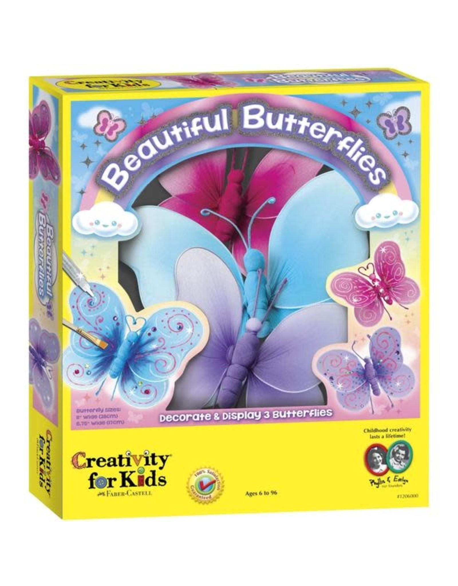 Faber Castell Beautiful Butterflies