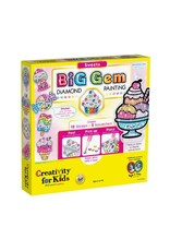 Faber Castell Big Gem Diamond Painting Sweets