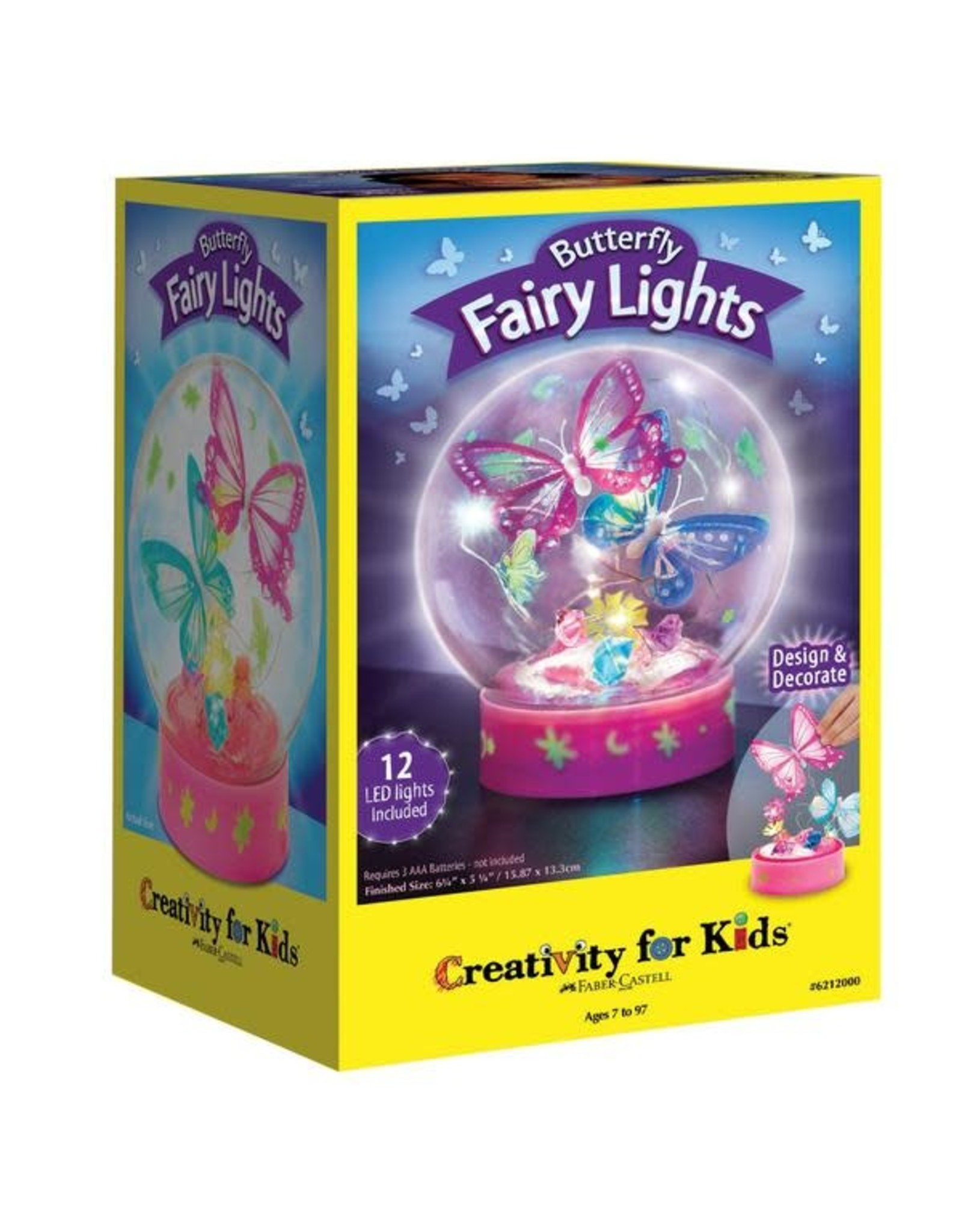 Faber Castell Butterfly Fairy Lights