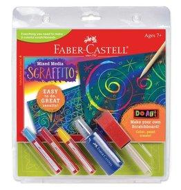 Faber Castell Do Art Sgraffito