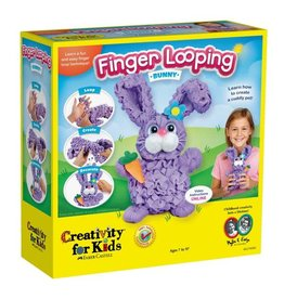 Faber Castell Finger Looping Bunny