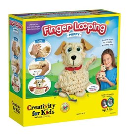Faber Castell Finger Looping Puppy